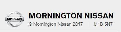 Mornington Nissan - AHG