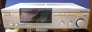 Sanyo DCR 100 Stereo Receiver $80