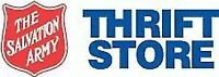 Store Associate - Salvation Army Thrift Store - Downtown