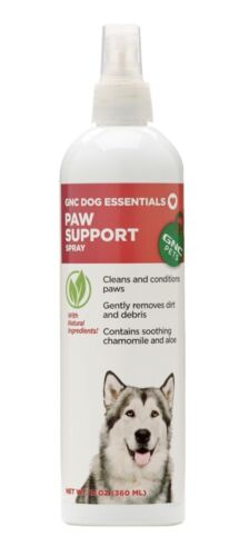 DOG PAW SUPPORT SPRAY GNC PETS  - $4.50