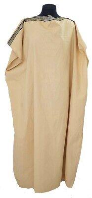 Calico Römische Lady Tunikakleid Re--enactment-fancy Kostüm Alle Größen / Plus