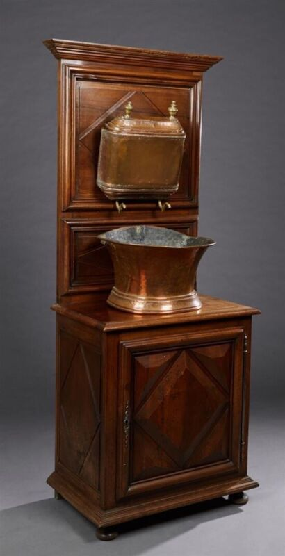 Copper Lavabo Hanging Wall Basin