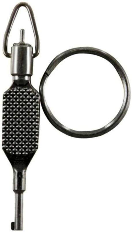 ZAK Tool 9P Flat Swivel Handcuff Key