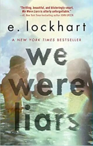We Were Liars by E. Lockhart (2018, Digital)