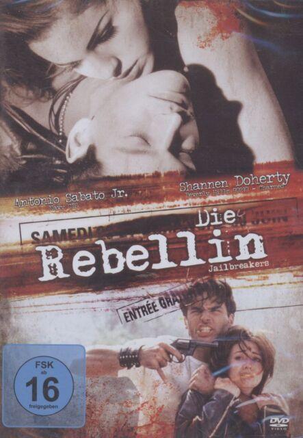 DVD - Die Rebellin (William Friedkin) - Antonio Sabato Jr. & Shannen Doherty