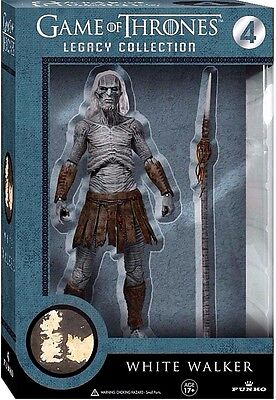 Action Figure Game Of Thrones COLLECTION White Walker + Dragon Spear Accessories