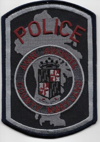 SWAT SRT Subdued Anne Arundel Police State Maryland MD NEW