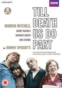 Till Death Us Do Part - DVD NEW & SEALED - Warren Mitchell (8 Discs)