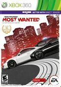 Need for Speed Most Wanted 2012 Xbox 360