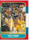 Fleer Basketball Card Sets 1986-87