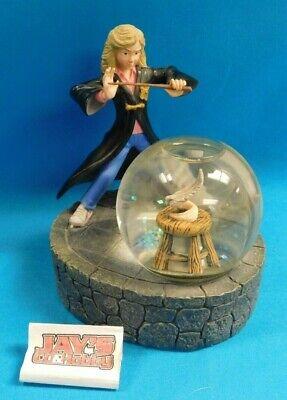 Harry Potter Musical Snow Globe Hermione Wand Fantasie Impromptu
