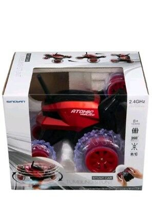 Tumbling Stunt RC Car Remote Control Radio Controlled Racer Kids Toy Brand New