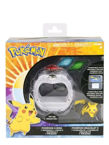 Pokemon - Z-ring Set