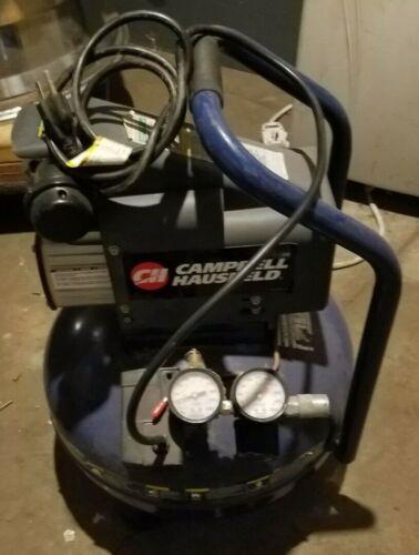 Campbell Hausfeld 6 Gallon .8 HP Air Compressor