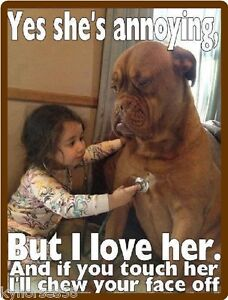 Funny-Dog-Humor-Yes-Shes-Annoying-But-I-Love-Her-Refrigerator-Magnet