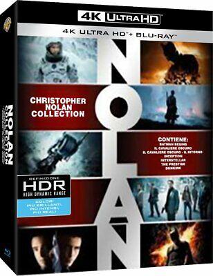 CHRISTOPHER NOLAN COLLECTION [7 FILM CLASSICI] [4K ULTRA HD + BLURAY 21