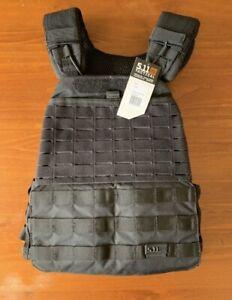 CrossFit Weight Training Vest - Black Colour - 5.11 Tactical