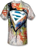 Mens DC T Shirt Large