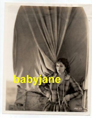 EVE SOUTHERN ORIGINAL 8X10 PHOTO 1931 FIGHTING CARAVANS