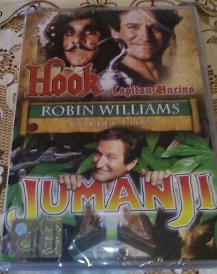 ROBIN WILLIAMS COLLECTION - Ed Speciale 2 Film (Sony Pictures 2014) DVD NUOVO