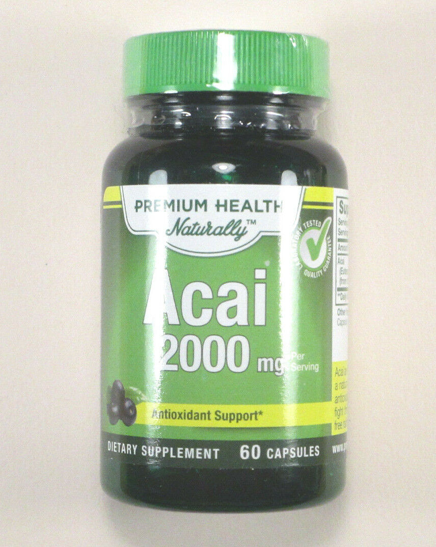 2g 60 Kapseln ACAI Antioxidantien