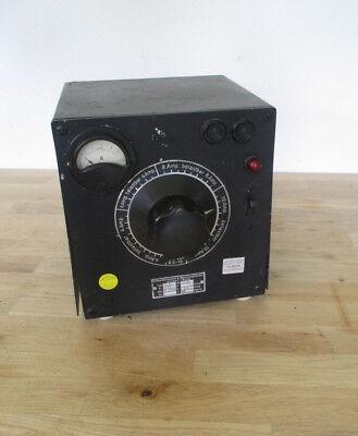 Stell Trafo Transformator  pri  220V  sek  0 bis 220 V  10A Regeltrafo  T10/308