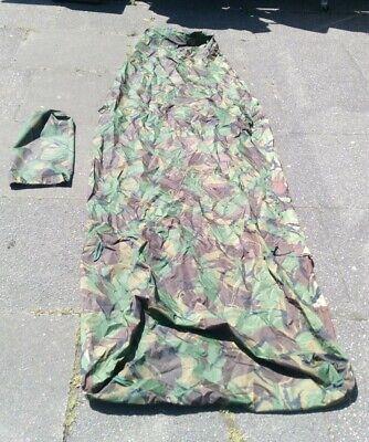 SAS SBS SF RM Double Hooped Bivi Bag DPM Goretex Shelter One Man