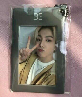 BTS BE Essential Edition JUNGKOOK weverse Limited Official Photo Card holder set