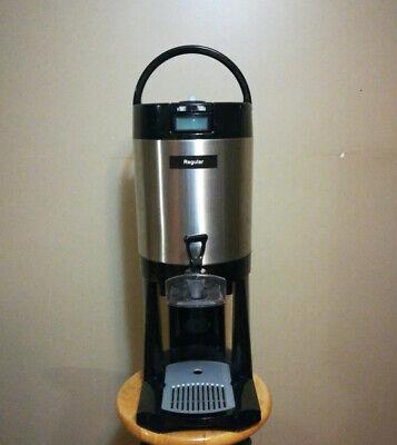 Fetco Usa 1.5 Gallon Thermal Dispenser L3d-15 Coffee Tea Free Shipping
