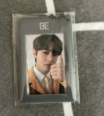 BTS BE Essential Edition V TAEHYUNG Limited Official Photo Card holder set