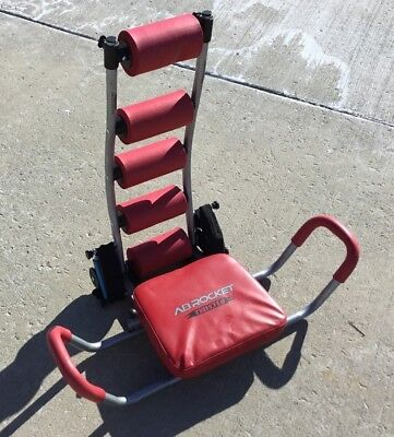 *Ab Rocket Twister Exercise Machine Great Used Condition for sale  Union