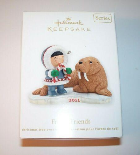 Hallmark Keepsake Ornament 2011 - Frosty Friends 32nd in the Series