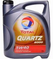Total Quartz 9000 5w40 Litri 5 - total - ebay.it