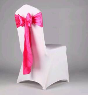 Luxury Spandexx Chair Covers & Sashes to HIRE OR BUY. Best Servic