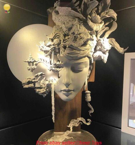 LIANG Studio Prototype of creation Model China GK Champion Statue Moon Palace