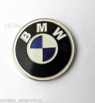 BMW GERMAN AUTOMOBILE CAR LOGO LAPEL PIN BADGE 1 INCH