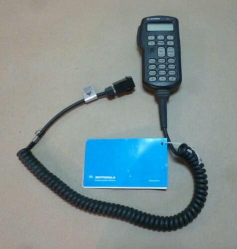 NEW MOTOROLA PLN7737B HANDHELD CONTROL HEAD XTS3000, XTS3500