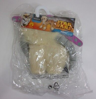 Rubies Star Wars WAMPA Pet Dog Cat Costume Size Small NEW in Package](Wampa Dog Costume)