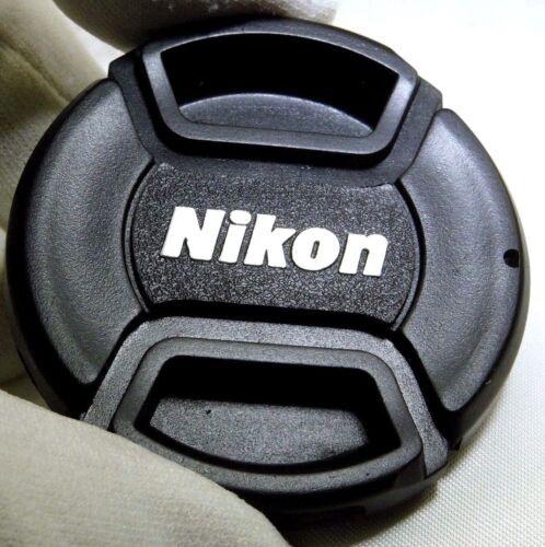 Nikon 52mm Lens front cap for 18-55mm f3.5-5.6 VR AF-S VR 6.7–13mm f3.5-5.6 VR