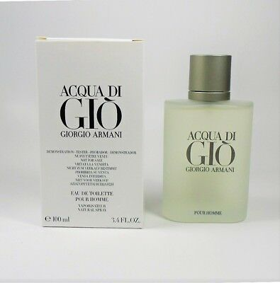 ACQUA DI GIO by Giorgio Armani EDT for Men 100 ml - 3.4 oz *NEW IN TST BOX*