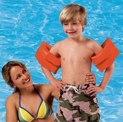 Kids Pool Arm Floatie Boy Girl Fish 3-6 Years Armband Water Wings Shark Turtle