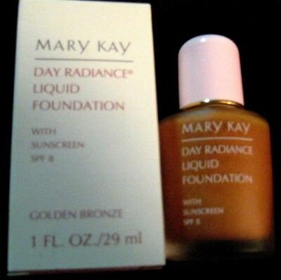 MARY KAY DAY RADIANCE LIQUID FOUNDATION ** CHOOSE YOUR COLOR **