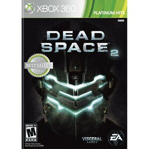 DEAD SPACE 2  (PLATINUM HITS) (XBOX 360, 2011) (8892)