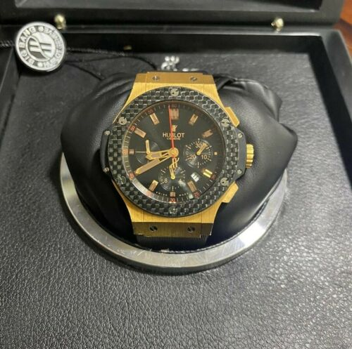 Hublot Big Bang Evolution 44mm 18k Rose Gold Chronograph 301.PX.130.RX - watch picture 1
