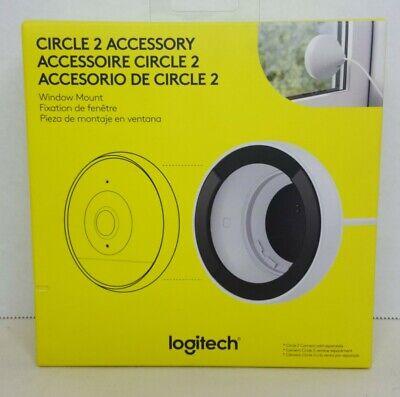 Logitech Circle 2 Window Mount Accessory NEW SEALED IN BOX