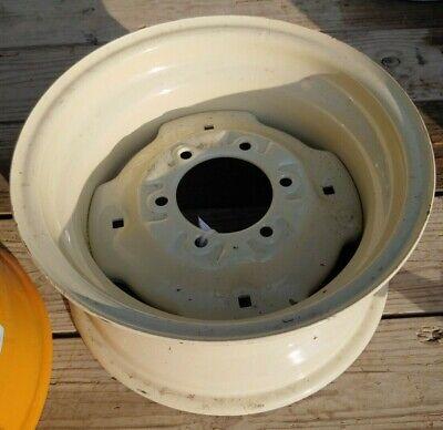 W8l-16 Implement Wheel 16 X 8 6 Bolt Sma 982-0415506 Tr816 Gtb