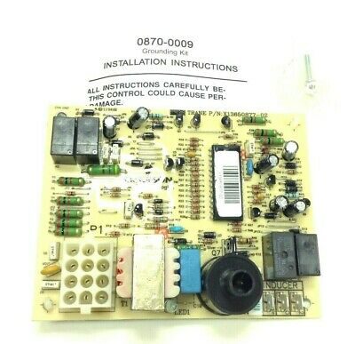 Mod01298 White Rodgers Trane 2 Stage Direct Spark Ignition Control Board New