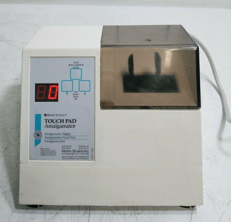 Henry Schein TP-103 Digital Dental Touchpad Amalgamator Capsule Mixer 101-2691