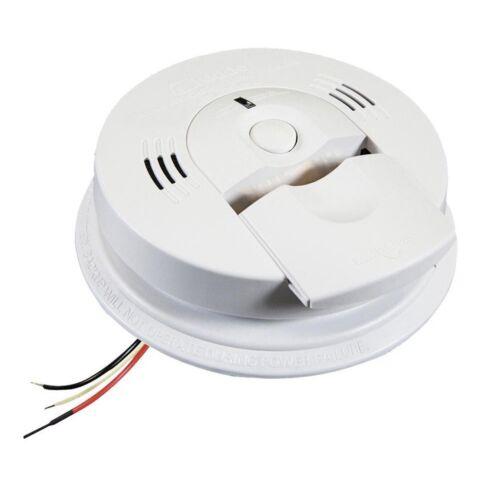 Kiddie Hardwired Smoke & Carbon Monoxide Detector W/ Battery