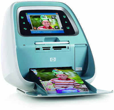 NEW HP Photosmart A826 Home Photo PRINTER Center W 7' Touch Screen